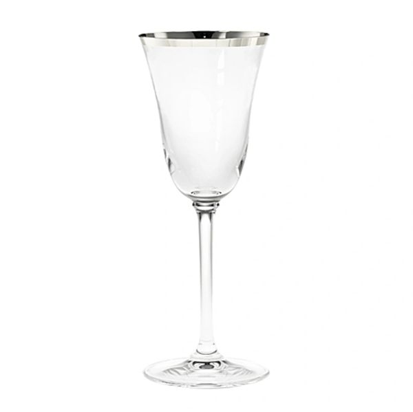 Vera Wang Wedgwood® Classic Platinum 8-Ounce Crystal Goblet (would like 12)