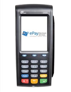 PAX S900 Portable Card Machine