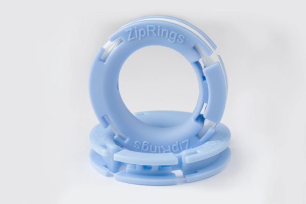 Dentist Patient Pack 2: 100 pair of Zip Rings