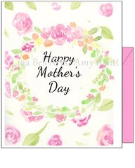 Mother's Day - Roses Roses Greeting Card