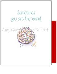 Belated Birthday - Donut Birthday Too