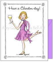 Birthday - Chardon-Day Greeting Card