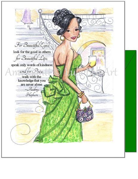 Birthday - Shimmering Shiraz Greeting Card