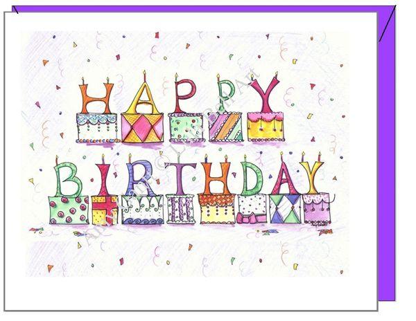 Birthday - You take the Cake Greeting Card