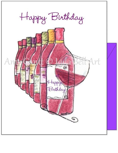 Birthday - Perfectly Aged Greeting Card