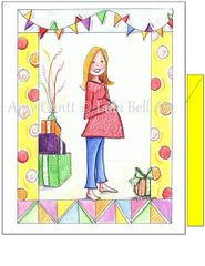 Expecting - Expecting Baby Greeting Card