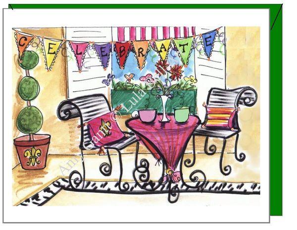 Congratulations/Retirement - Celebrate Retirement Greeting Card
