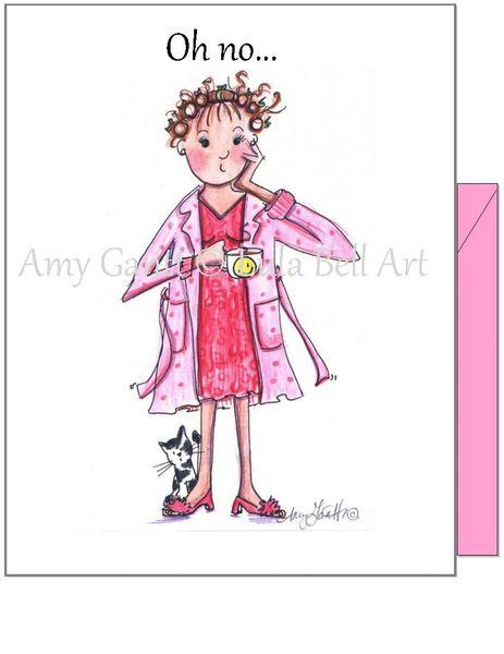 Friendship - Gladys Greeting Card