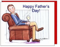 Father's Day - Father's Day Greeting Card