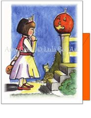 Halloween - Spooky Night Greeting Card