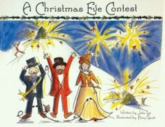 """A Christmas Eve Contest"" Christmas Children's Book."