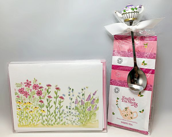 Tea for Two Note Cards Set