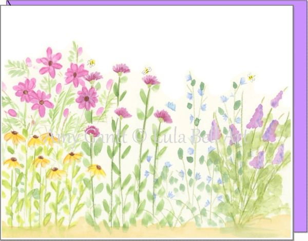 My Garden Boxed Note Card