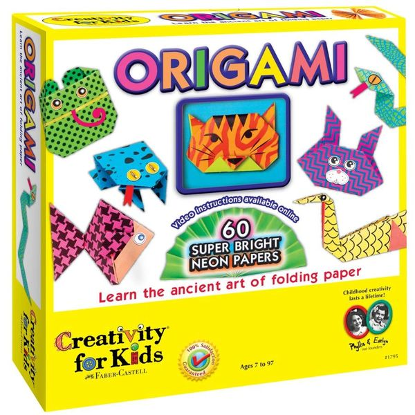 Origami Kit Faber-Castell