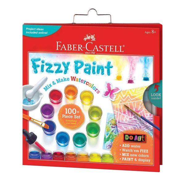 Do Art Fizzy Paint Mix & Make Colors Faber-Castell
