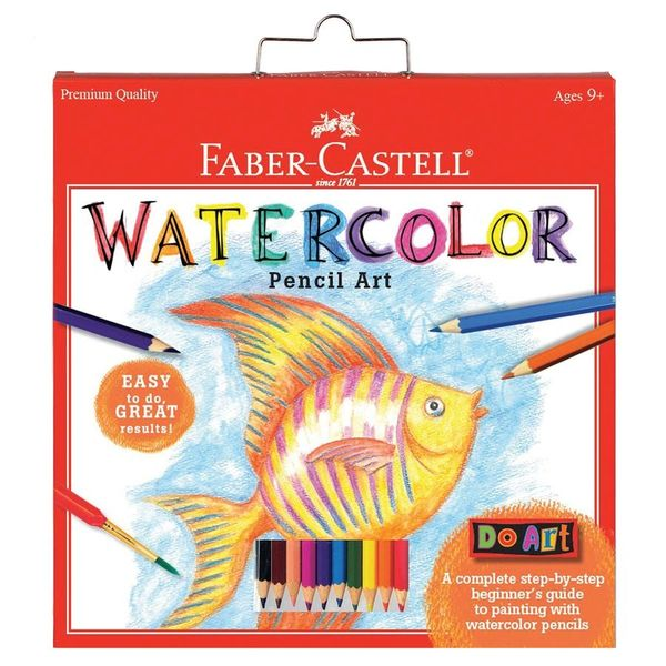 Do Art Watercolor Pencil Art Faber-Castell