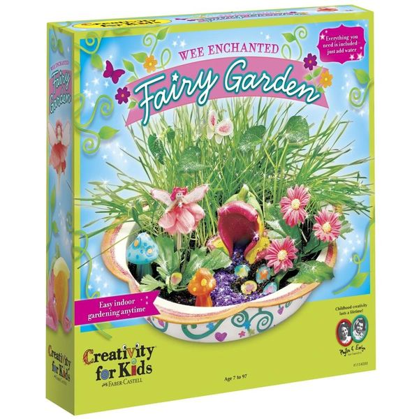 Wee Enchanted Fairy Garden Faber-Castell