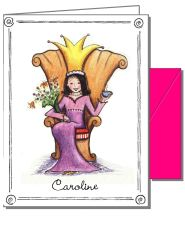You're Fabulous Queen Boxed Note Cards