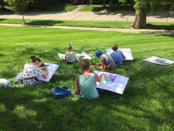 Art on Park Ave. Art Classes