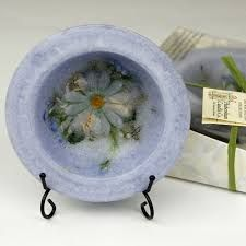 Habersham Candle Bowl 7 in - Lavender Chamomile
