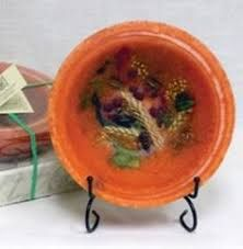 Habersham Candle Bowl 7 in - Harvest Home