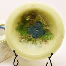 Habersham Candle Bowl 7 in - Tranquility