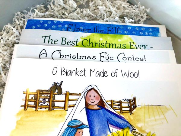 Christmas Children's Book Collection