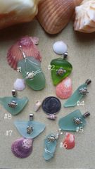 Palm Beach Sea Glass Jewelry 1-8