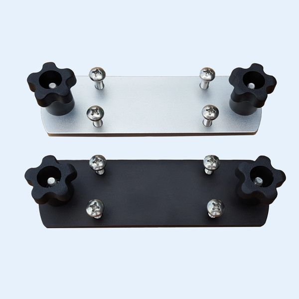 Rod Holder Mount Bracket Fits Lund boats with Sport Track and G3 track systems