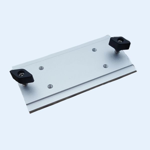 Adapter Plate for Scotty & Other Plastic Rod Holders