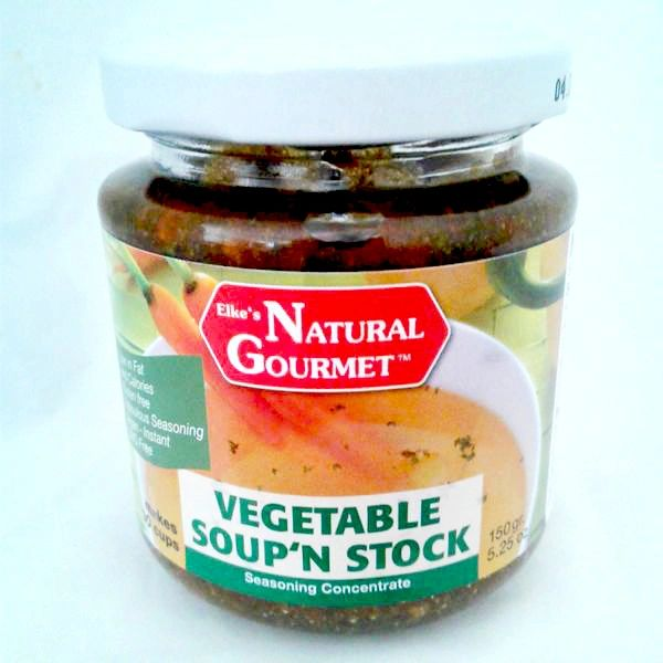 "Instant Vegetable Soup 'N Stock - Sorry, out of stock until end May ""Best stock for vegetarian soups & gravies"""