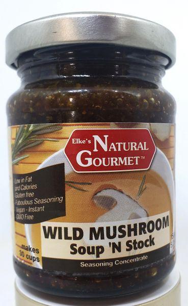 Instant Wild Mushroom Soup 'N Stock