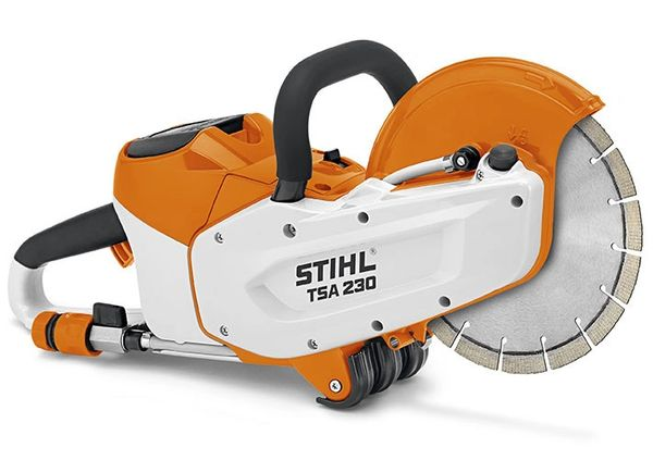 "TSA 230 9"" Cordless Cut-Off Saw"