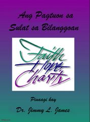 The Study of the Prison Epistles in Hiligaynon by Dr. Jimmy James