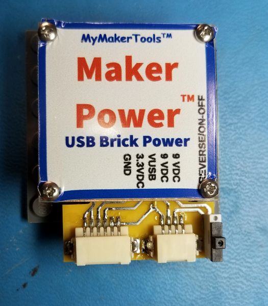 USB Brick Power Rev 2