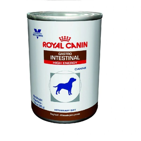 Royal Canin Veterinary Diet Canine Gastro Intestinal HE