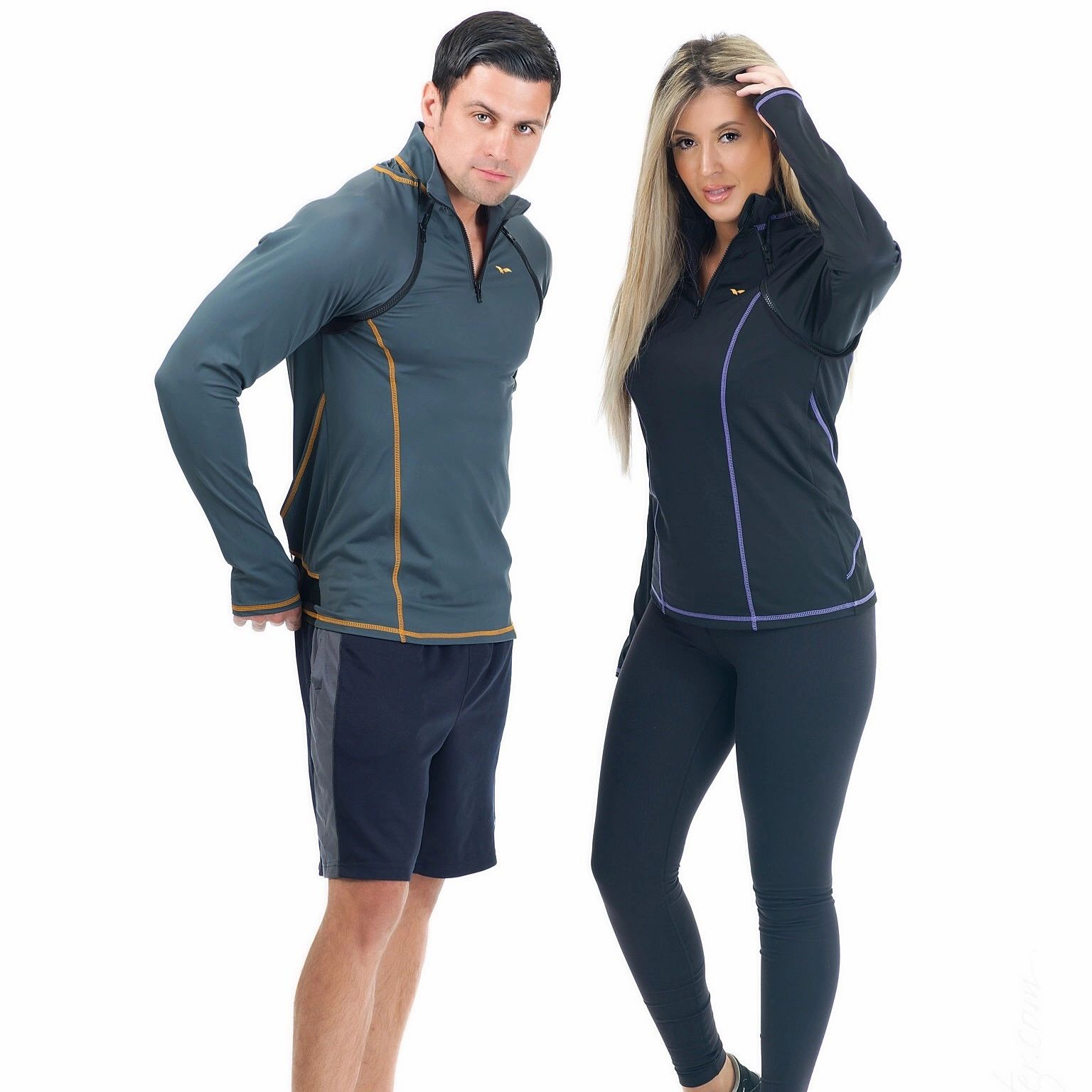 athletic apparel manufacturer, sports nutrition developer, fitness wear, technical sportswear