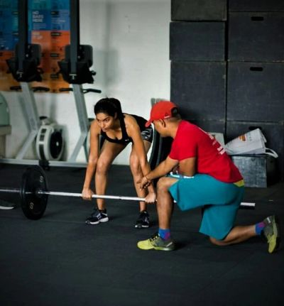 Personal training Deadlift