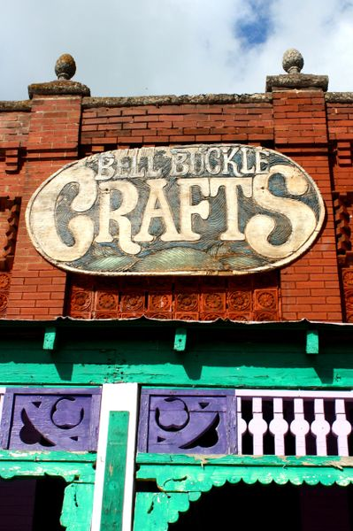 Bell Buckle Crafts