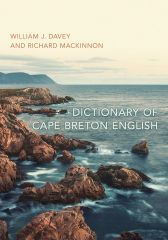 Dictionary of Cape Breton English