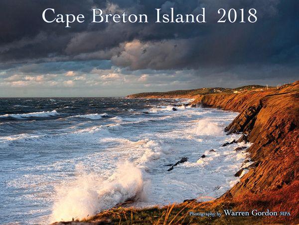 2018 Cape Breton CALENDAR