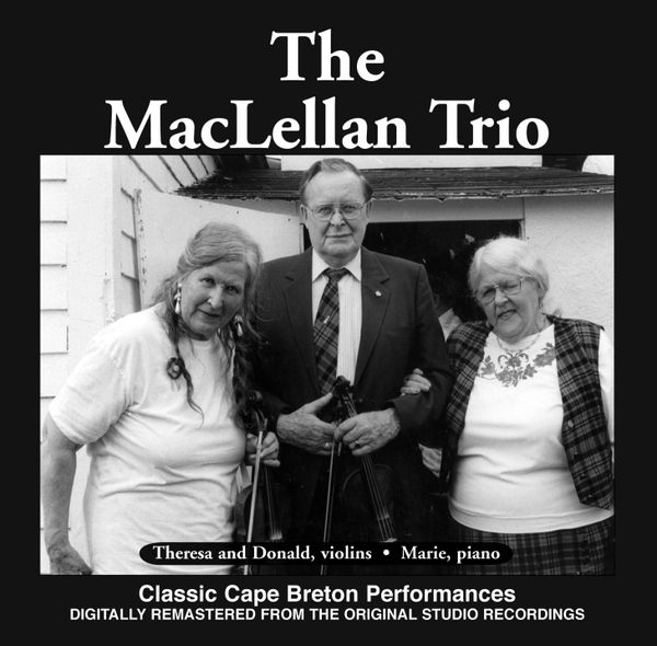 CD: The MacLellan Trio