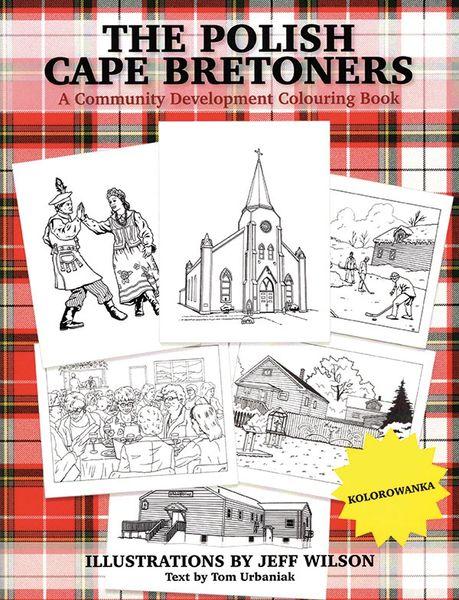 The Polish Cape Bretoners — Colouring Book