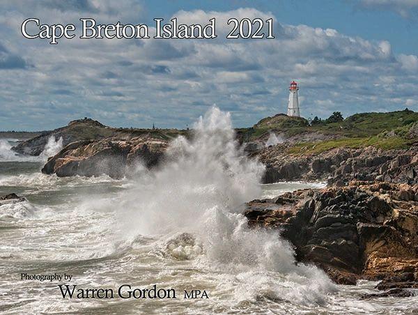 2021 Cape Breton Calendar