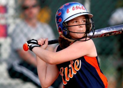 Homer. Triple. Double. Single. Campers gain the confidence to swing & drive the ball. Fastpitch soft