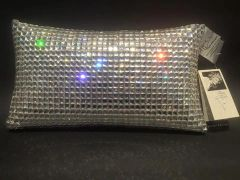 Stunning Kylie At Home Special addition Square Diamond cushion 18x32cm