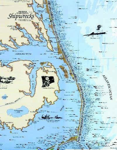 map of outer banks