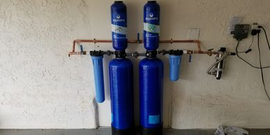 Pelican water filtration system