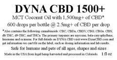 DYNA CBD 1500+