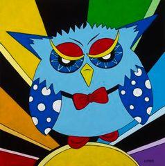 Celebrate Hoo You Are - Owl